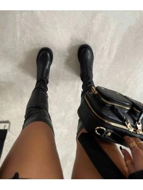 Chaussures femme bottes cuissardes DESTOCKAGE