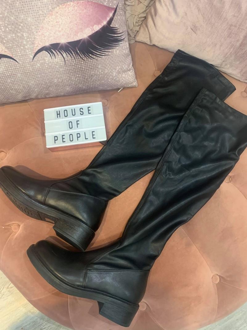 Accueil Chaussures femme bottes cuissardes DESTOCKAGE -- HouseOfPeople.fr