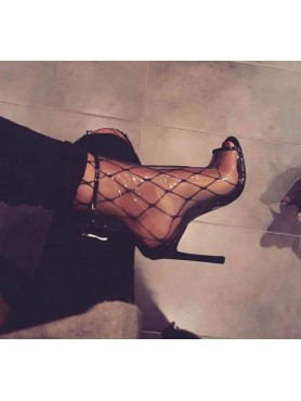 Chaussures femme bottines...