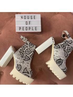 Accueil Chaussures pour femmes talon haut platfotm destockage en taille 40 -- HouseOfPeople.fr