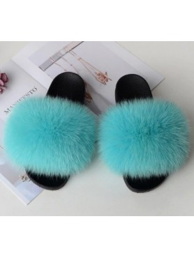 Accueil CLAQUETTE FOURRURE TURQUOISE DESTOCKAGE TAILLE 36/37 40/41 -- HouseOfPeople.fr