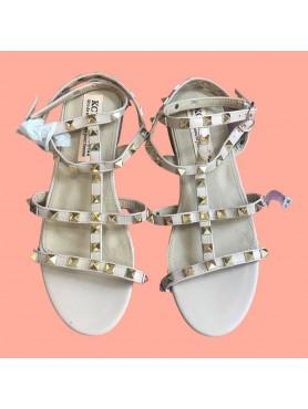 Sandales CARMEN beige...