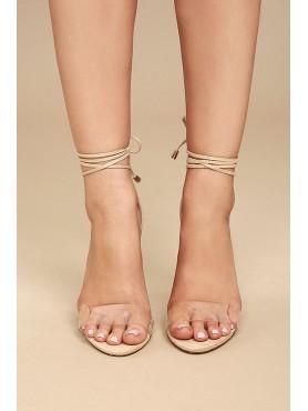 Sandales Reva nude