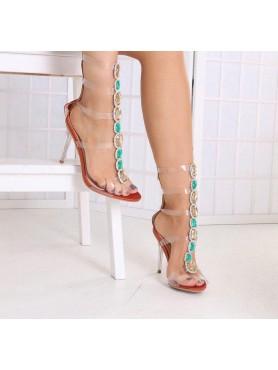 Sandales Emeraude