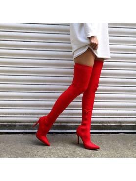 Chaussures femme cuissardes...