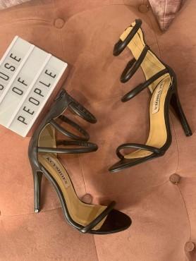 Sandales à talon Monica noir