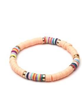 Accueil Bracelet boho BEIGE -- HouseOfPeople.fr