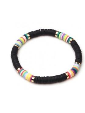 Accueil Bracelet boho NOIR -- HouseOfPeople.fr