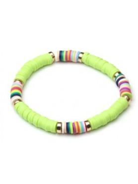 Accueil Bracelet boho VERT CLAIR -- HouseOfPeople.fr