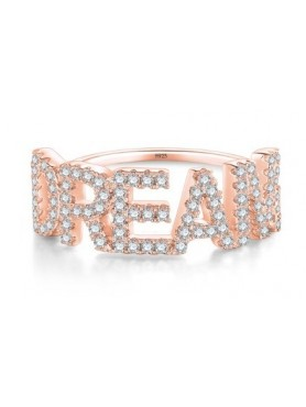 Accueil BAGUE EN OR ROSE DREAM -- HouseOfPeople.fr