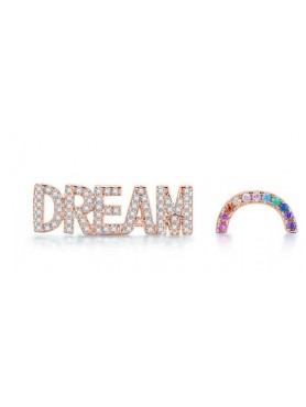 Accueil Boucles d'oreilles DREAM OR ROSE -- HouseOfPeople.fr