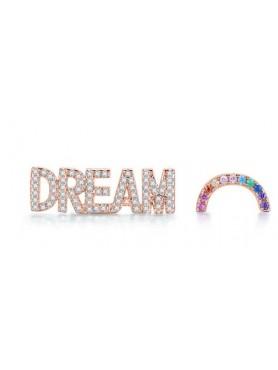 Accueil Boucles d'oreilles DREAM OR ROSE -- HouseOfPeople.fr