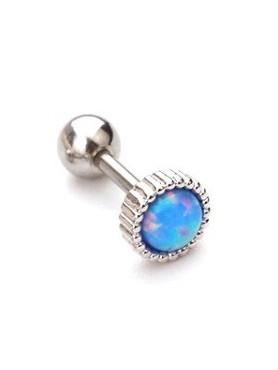 Accueil Boucle d'oreille cartilage pierre turquoise -- HouseOfPeople.fr
