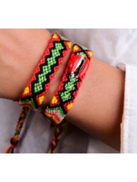 Accueil Ensemble de 2 bracelets bresilien Coquillage JAMAIQUE -- HouseOfPeople.fr